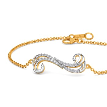 Avian Grace Diamond Bracelets