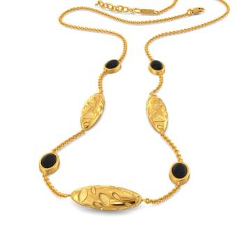 Black Panther Gemstone Necklaces