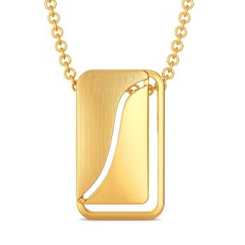 French Fashion Gold Pendants