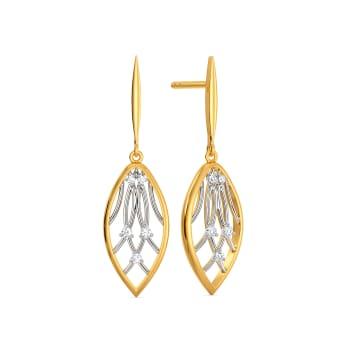 Knit N Tidy Diamond Earrings