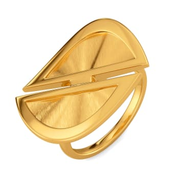 Troupe Tacks Gold Rings