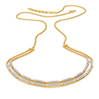 Prim Tastic Diamond Necklaces