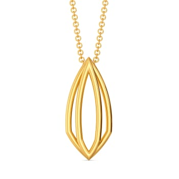 Right to Light Gold Pendants