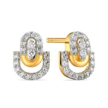 Waist Suits Diamond Earrings