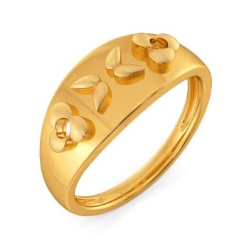 Dear Cinderella Gold Rings