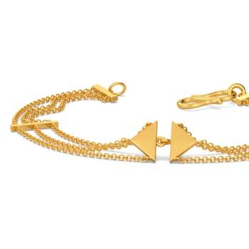 OTT Fringe Gold Bracelets