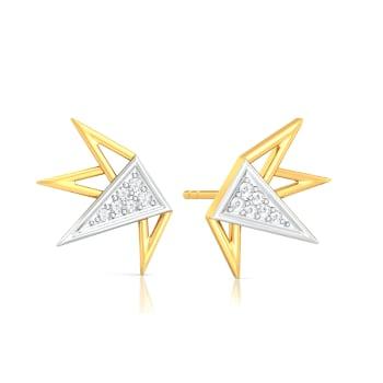 Cabaret Chic Diamond Earrings