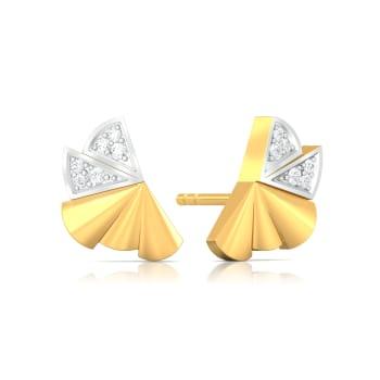 Florascence Diamond Earrings