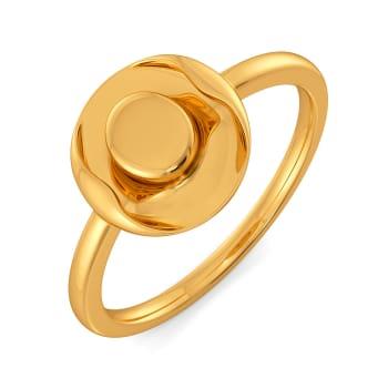 Tilt for Hat Gold Rings