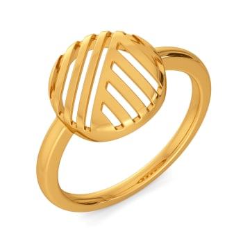 Bodice Bae Gold Rings