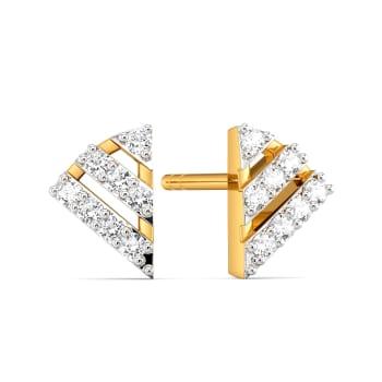 Layer It Down Diamond Earrings