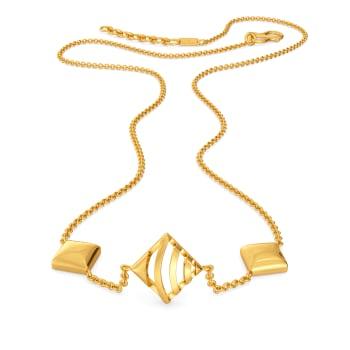 Parisian Passion Gold Necklaces