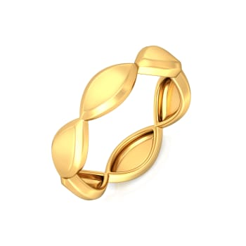 The Oval Game  Gold Rings