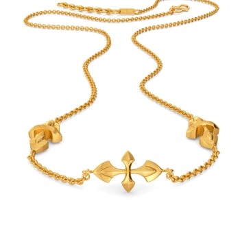 Glamour Armour Gold Necklaces