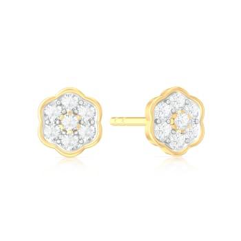 Celestia Diamond Earrings