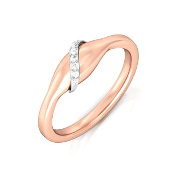 Pink pout Diamond Rings