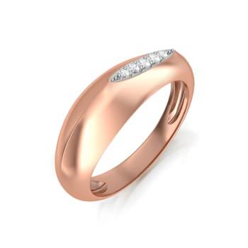 P-incline Diamond Rings
