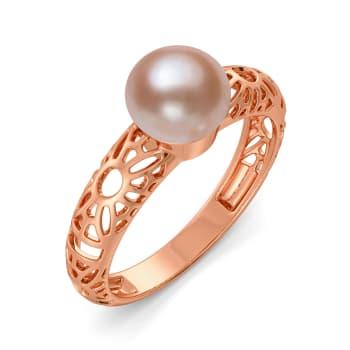 Caramel Crush Gemstone Rings