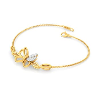 Detailed Dazzlers Diamond Bracelets