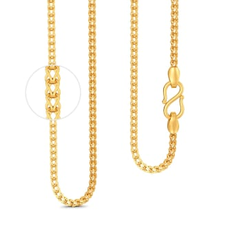 22kt Mesh chain Gold Chains