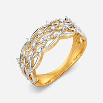Knit N Tidy Diamond Rings