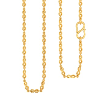 Cosmic Couture Gold Chains
