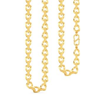 Trey Trinity Gold Chains