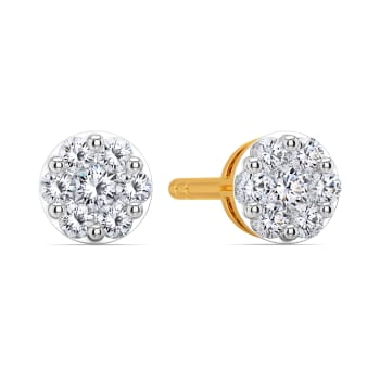 Chic Parade Diamond Earrings