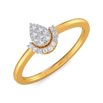 Dream Drops Diamond Rings