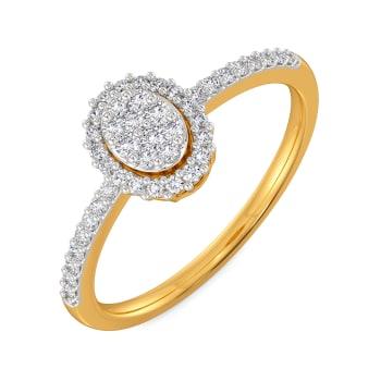 Mod Mystery Diamond Rings