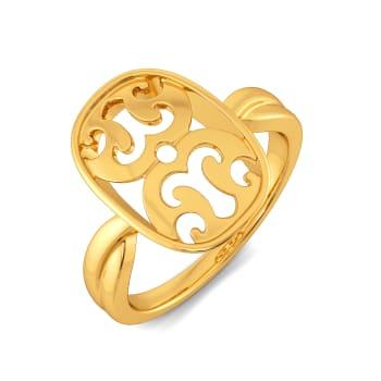 Dawn O Pride Gold Rings