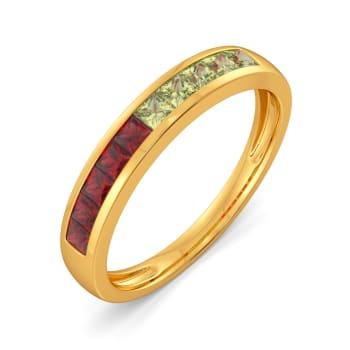 Colour Anthem Gemstone Rings