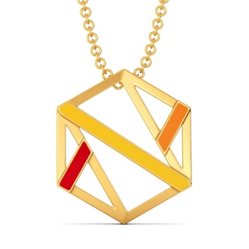 Vibrant Mods Gold Pendants