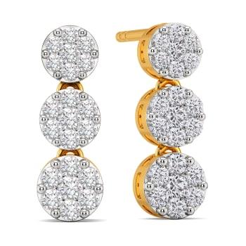 Glow Glory Diamond Earrings