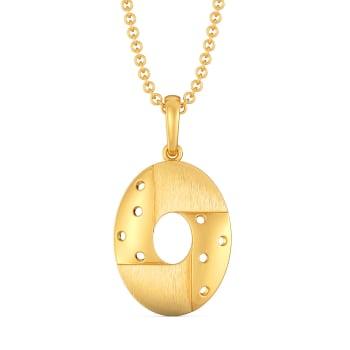Feisty Reps Gold Pendants