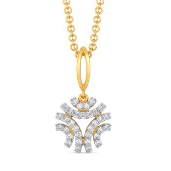 Pop O Vogue Diamond Pendants