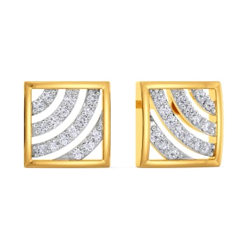Paris Vibes Diamond Earrings