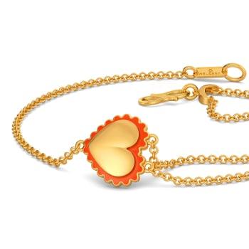 Colour Crush Gold Bracelets