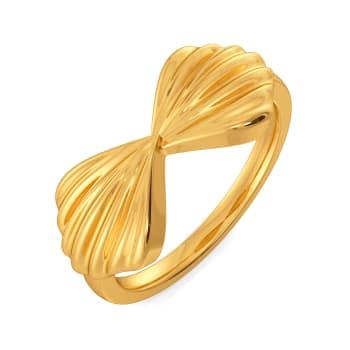 Mod God Gold Rings