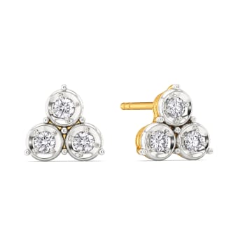 Romance N Pride Diamond Earrings