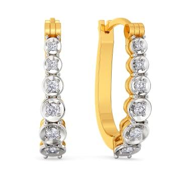 Gleam O Lite Diamond Earrings