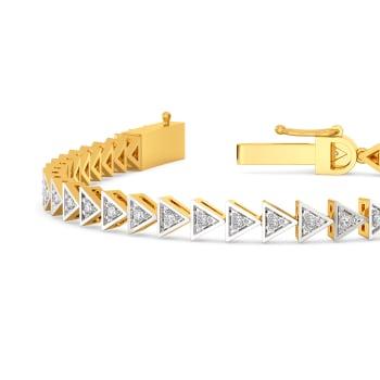 Amour Propre Diamond Bracelets