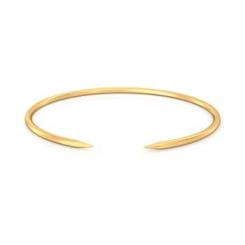 Golden Muse Gold Bangles