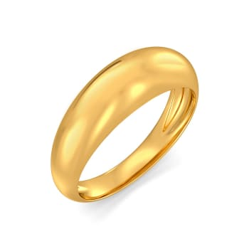 The Chic Game Gold Rings