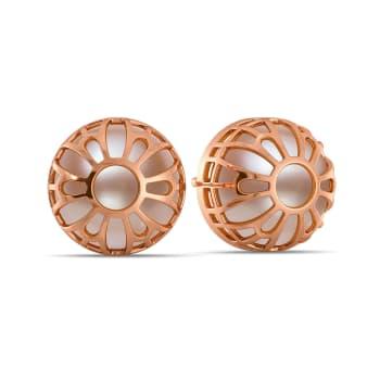 Caramel Crush Gemstone Earrings