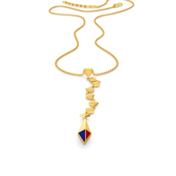Preppy Revived Gold Necklaces
