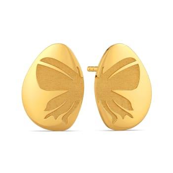 Begin Again Gold Earrings