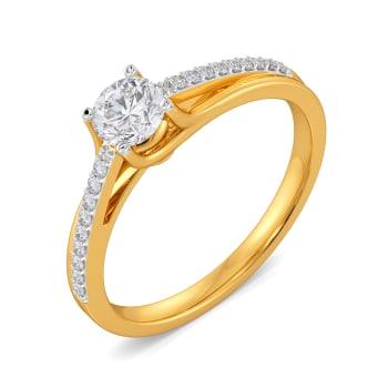 Dual Delight Diamond Rings