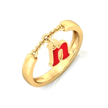 High five Gold Rings