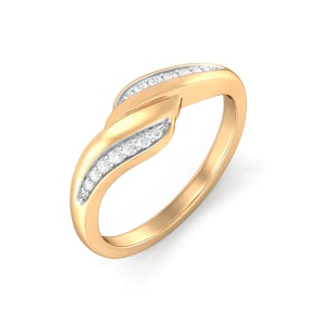 Razzle Dazzle Diamond Rings